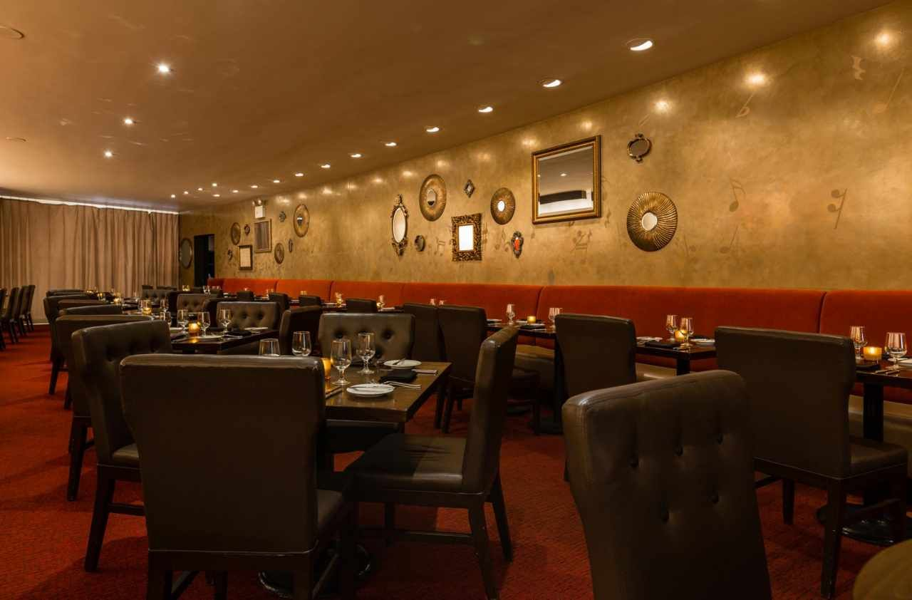 virtual tour for lincoln center kitchen restaurant in nyc - Lincoln Center Kitchen