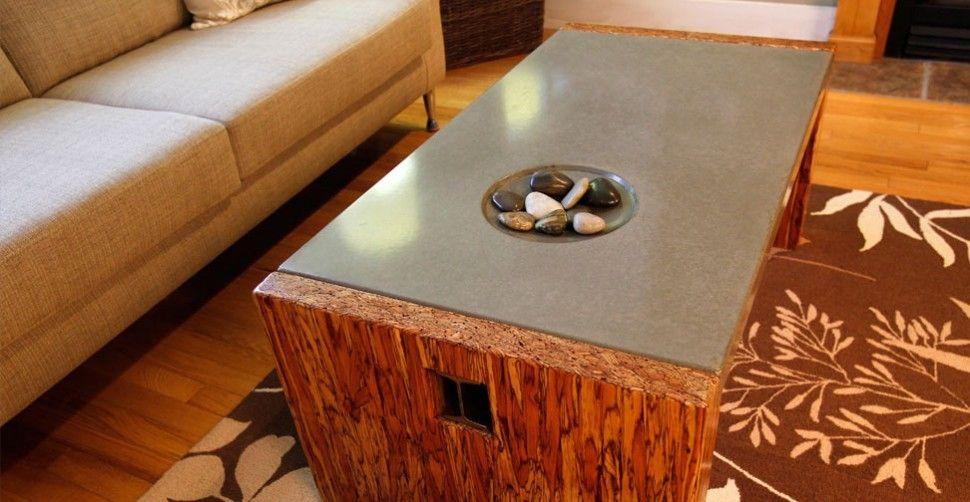 Concrete Furniture Gallery