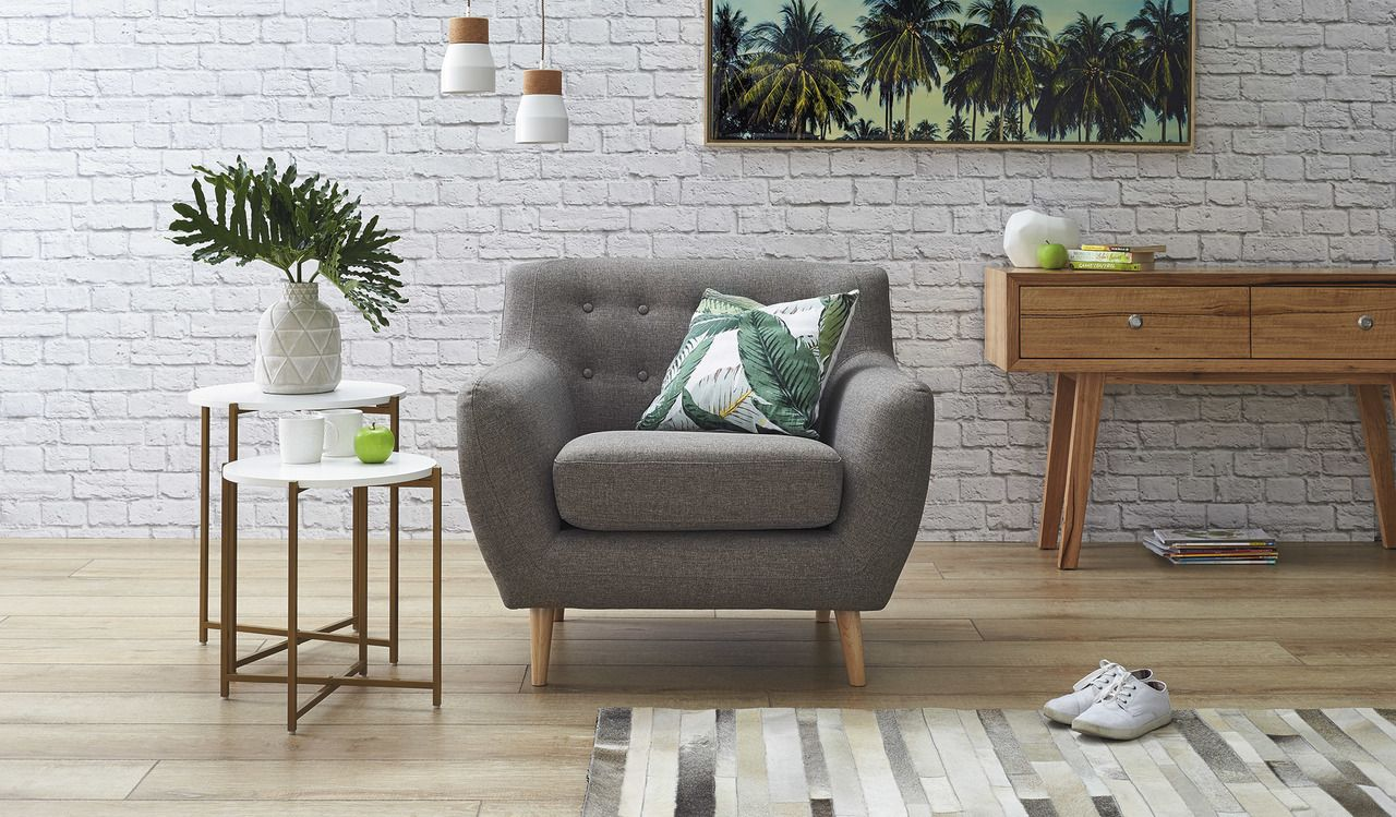 Poppy armchair | Lounge room Tanunda in 2019 | Retro ...