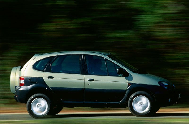 Renault Scenic Rx4 Renault Pinterest 4x4 Van 4x4 And Cars