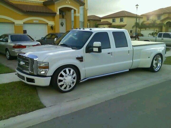 Custom Dually With Images Diesel Trucks Trucks Lifted Diesel