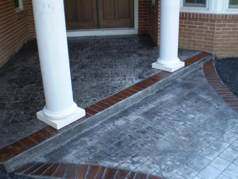 Kirby Stamped Concrete LLC - Services