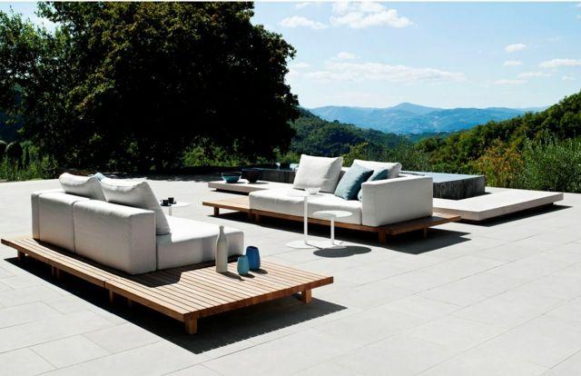 Holz Haus Terrasse Balkon Möbel Design garden Pinterest Gardens