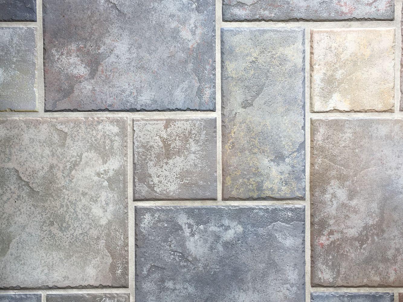 Floor tile dal tile french quarter cobblestone this is for Floor in french