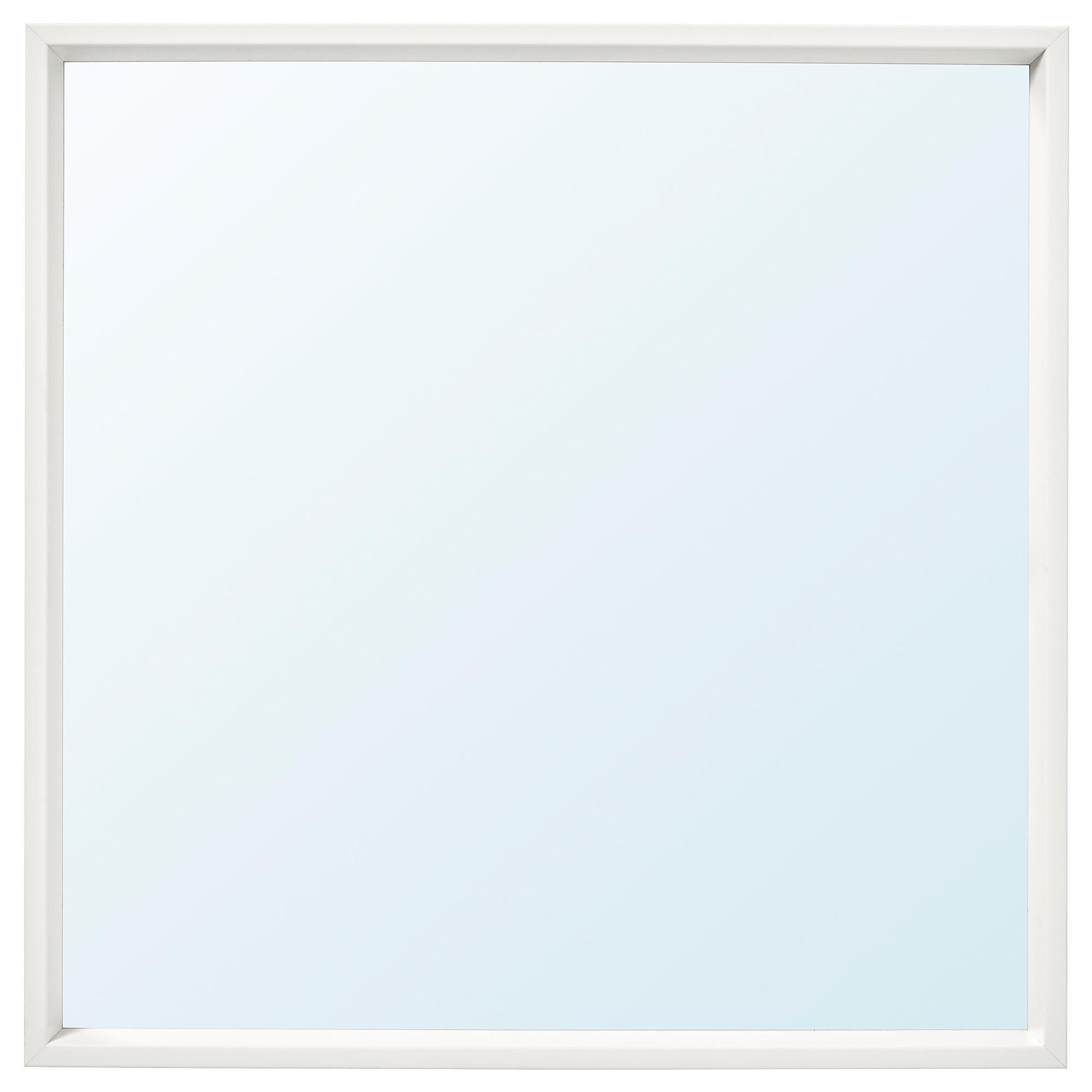 IKEA - NISSEDAL Mirror, White