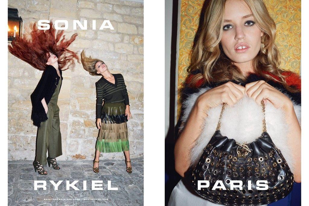 Resultado de imagen para Campaña de Sonia Rykiel Juergen Teller fotos