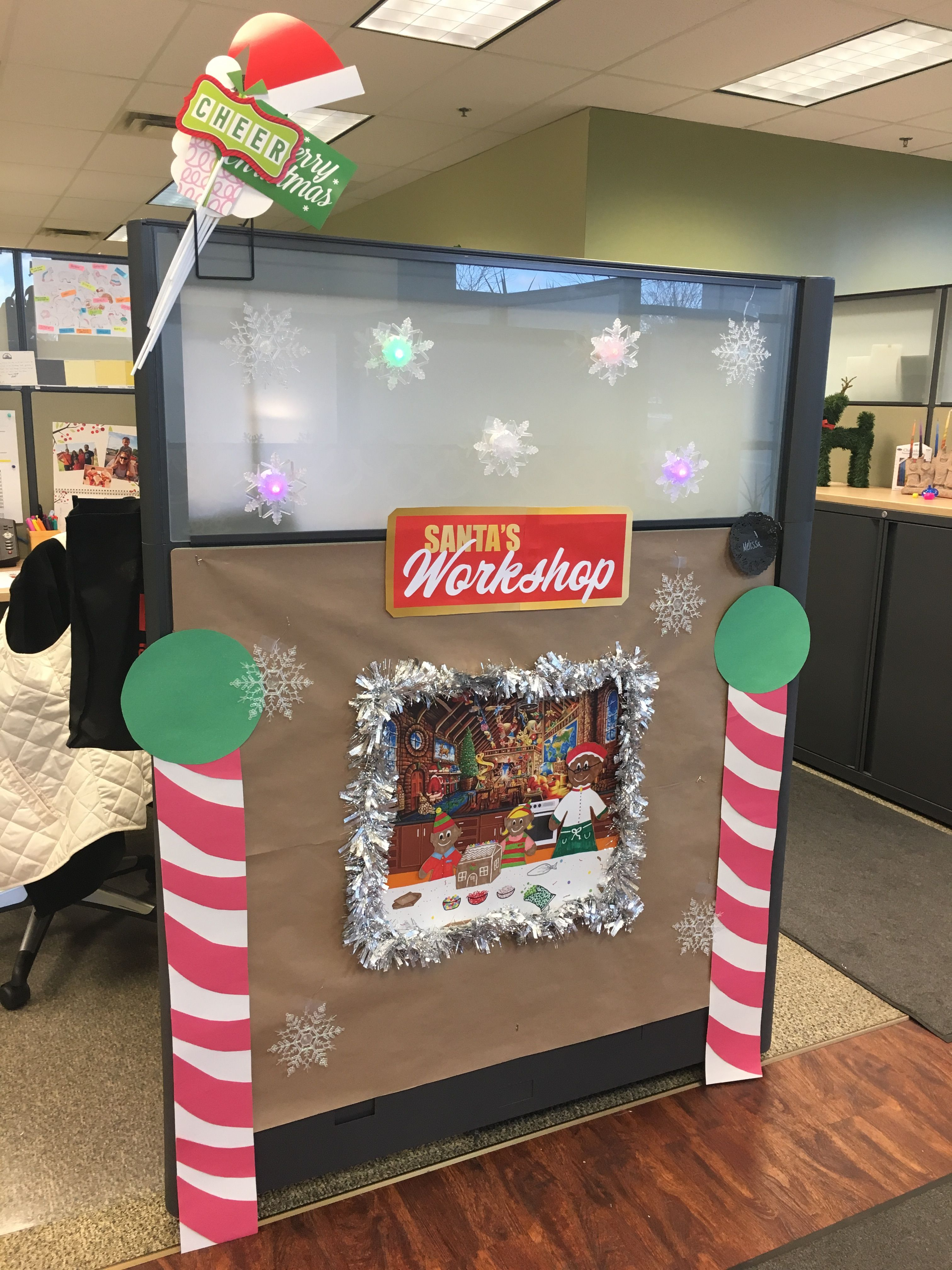 Permalink to Fresh Christmas Cubicle Decorating Contest Categories