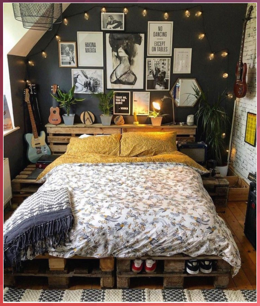 Photo of Bohemian Style Ideas For Bedroom Decor Design – #bedroom #Bohemian #decor #Desig…