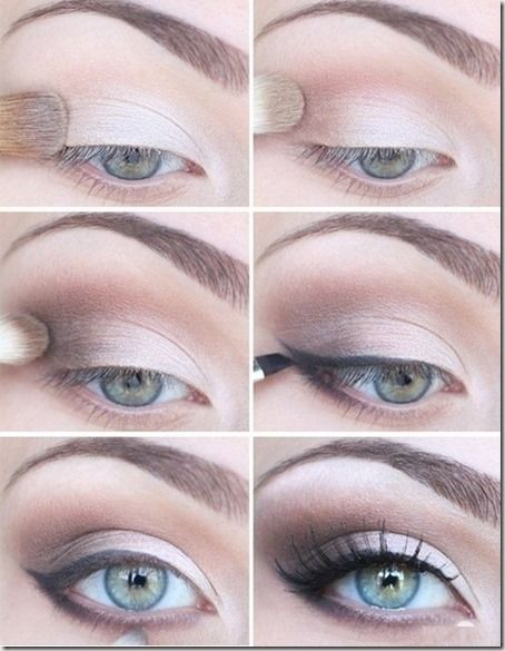 Machiaj De Zi Pas Cu Pas 5 Makeup Wedding Eye Makeup Eye Makeup