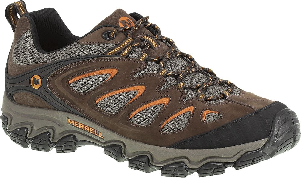 d693c21261 MERRELL Pulsate Ventilator in Bracken/Orange | Merrell Shoes for Men ...