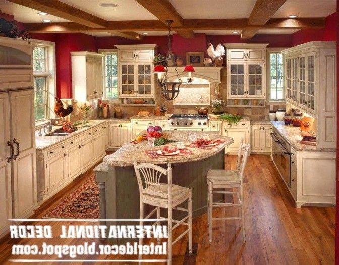 New Modern Kitchen Ceiling Designs