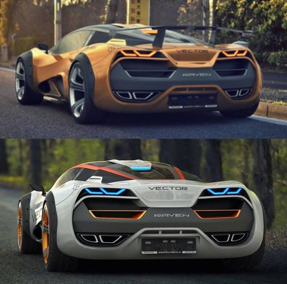 2017 Raven Vector Cars Of 2017 2017 Car Releases Cars For 2017