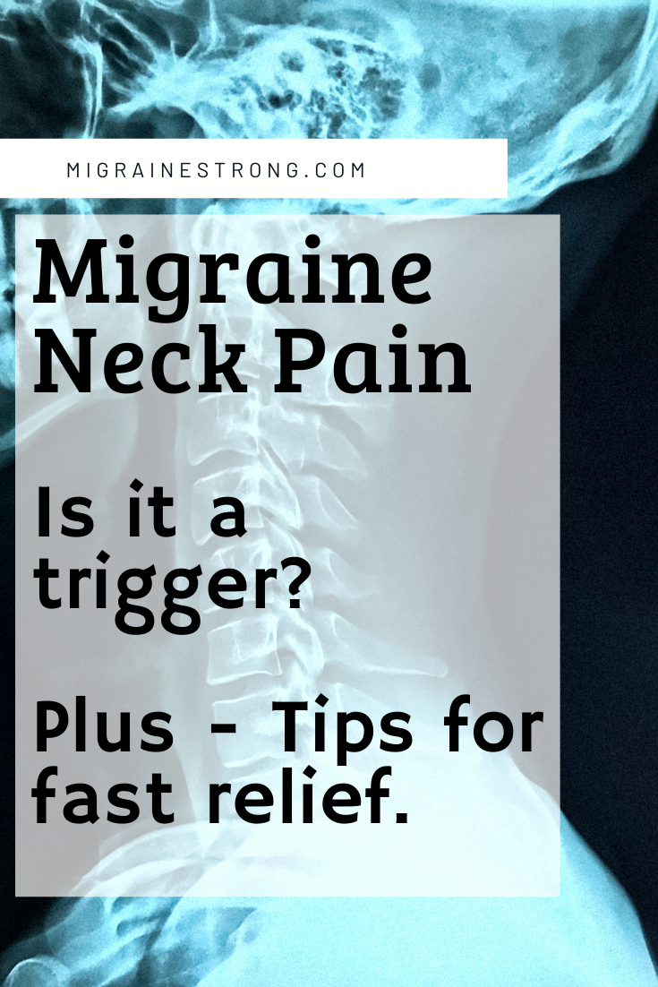 Why is Migraine Such A Pain In The Neck?