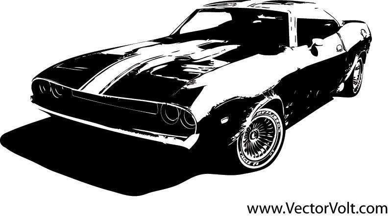 muscle car graphic | surprise for dad | pinterest | home decor