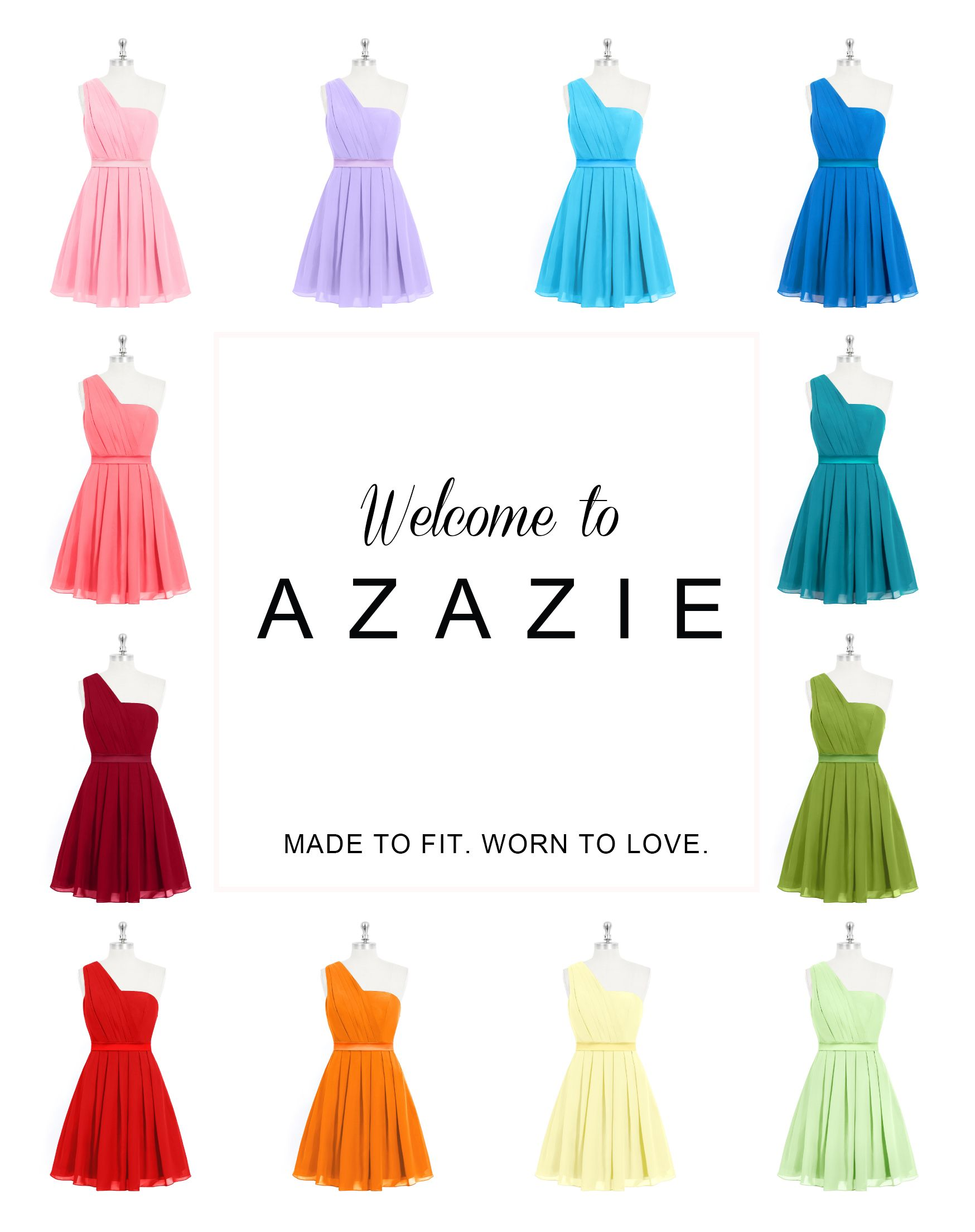 Based in san francisco azazie is the only online bridal boutique some great wedding dresses for small beach weddings azazie is the online destination for special occasion dresses our online boutique connects bridesmaids ombrellifo Gallery