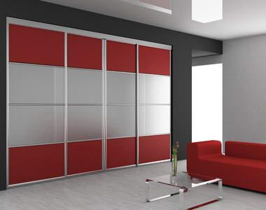 Wardrobe designs for bedroom indian laminate sheets teen for Room kabat design