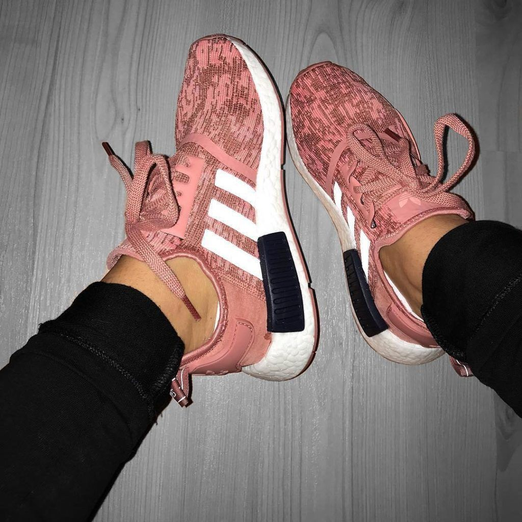 adidas NMD_R1 (Raw Pink / Trace Pink
