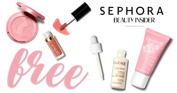 Get A Free Birthday Gift From Sephora