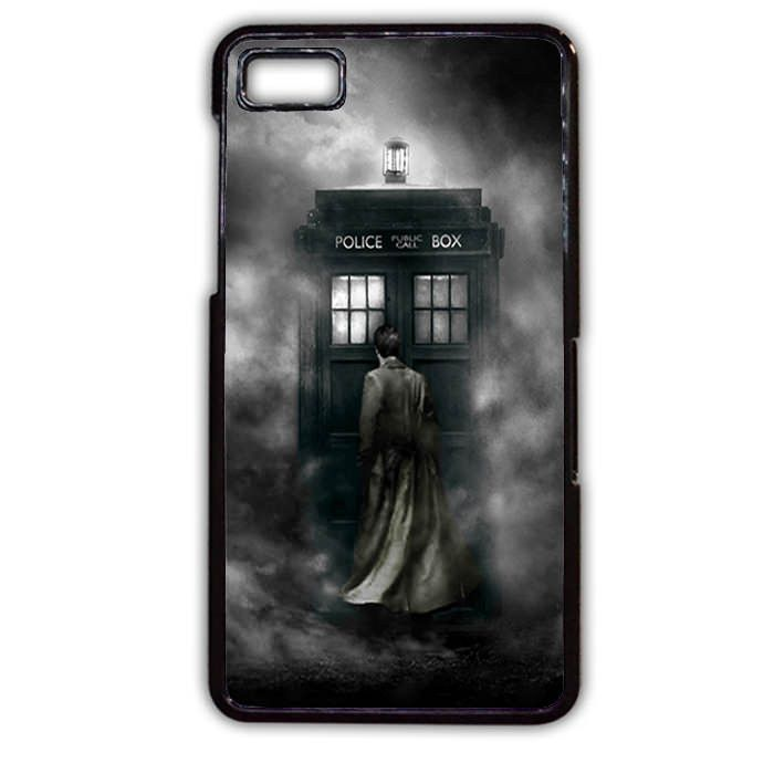 Dr Who Tenth Doctor Who Tardis Blackberry Phonecase For Blackberry Q10 Blackberry Z10