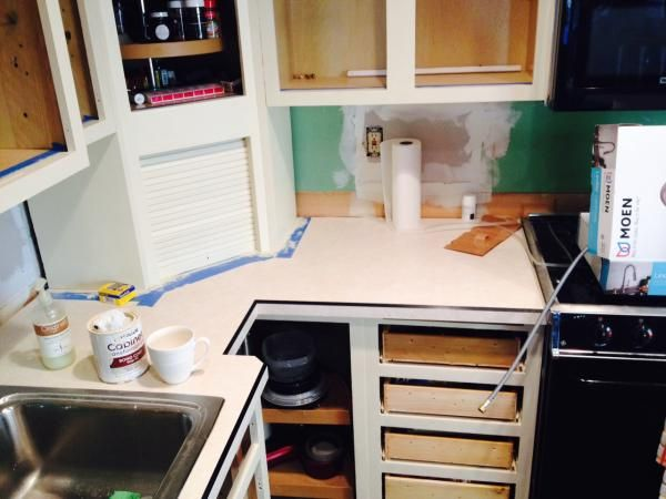 Interior Box Kitchen Cabinets hi im thinking of sawing off the bread box section this kitchen