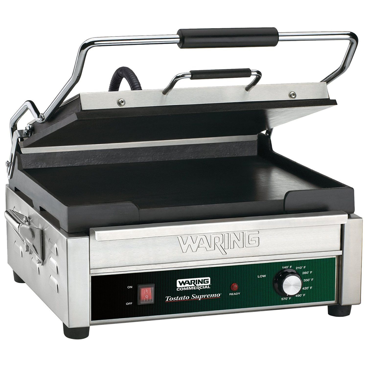 Waring WFG275 Tostato Supremo 14 by 14 Inch Flat Toasting Grill