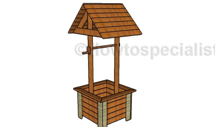 Fresh Woodworking projects · garden wishing well plans Modern - Latest woodworking furniture plans Beautiful