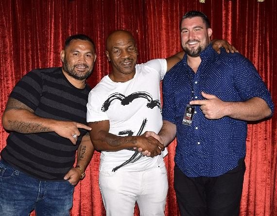 ¿Cuánto mide Mike Tyson? - Altura - Real height 590dfd68b6728bf42401753774741d83