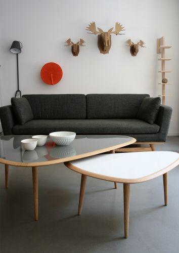 Choisir Une Table Basse Pour Le Salon Salon Deco Table Basse