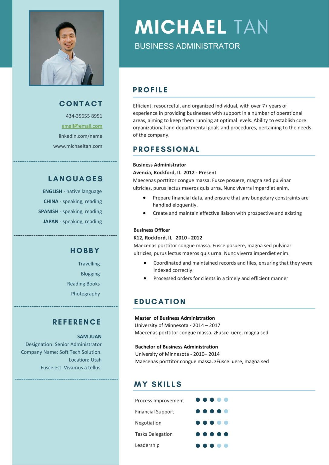 Business free resume resume attorneys examples