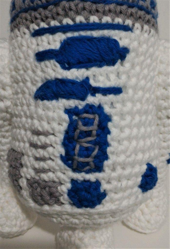 Mini R2d2 Pattern Mias Atelier Crochet Pinterest Pattern