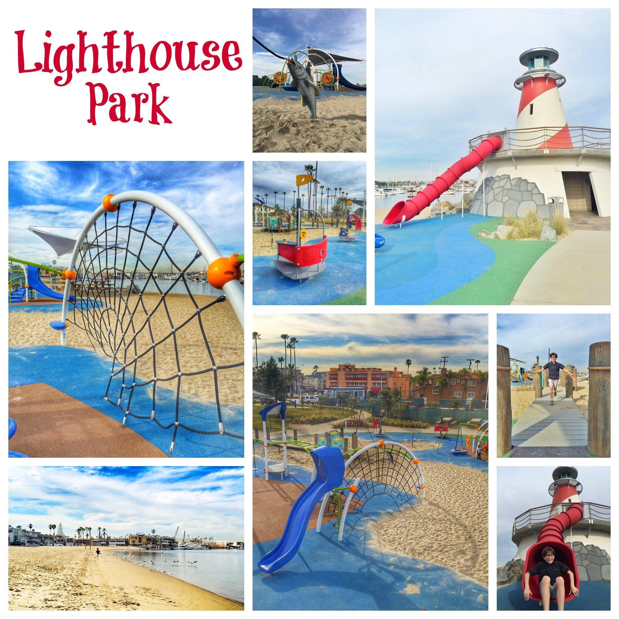 Lighthouse Park Marina In Newport Beach