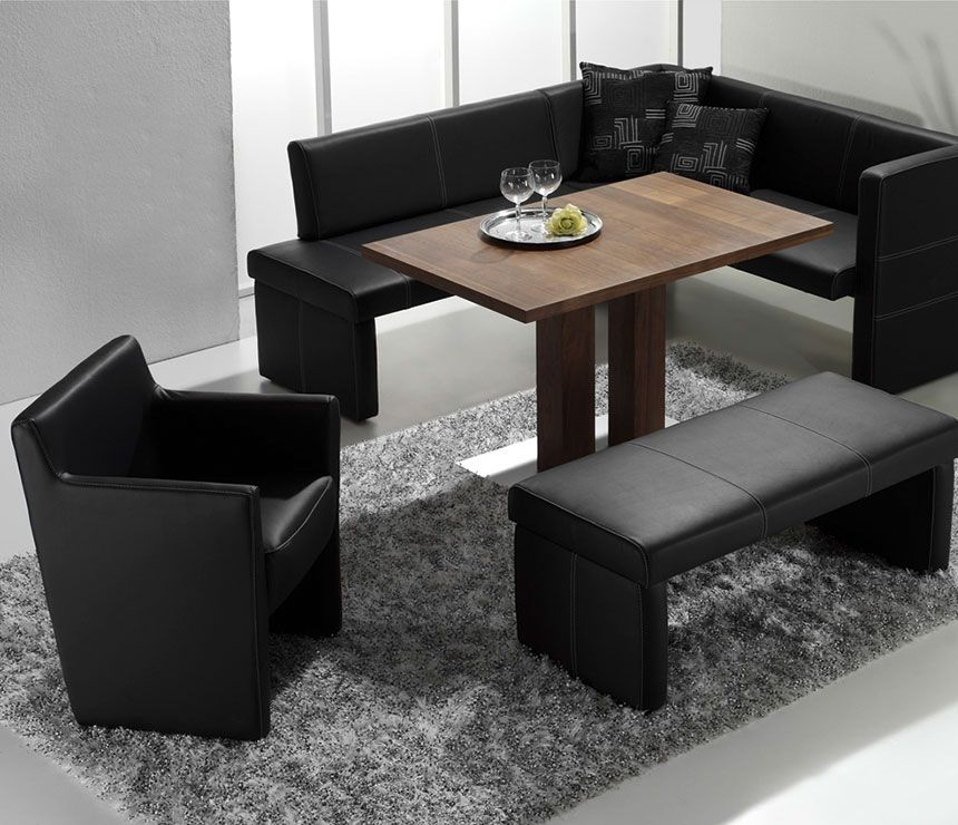 Dining Benches: Freestyle Dining Bench Set - Extendable
