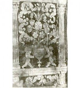 Gli affreschi di casa Ronsil- Chiomonte