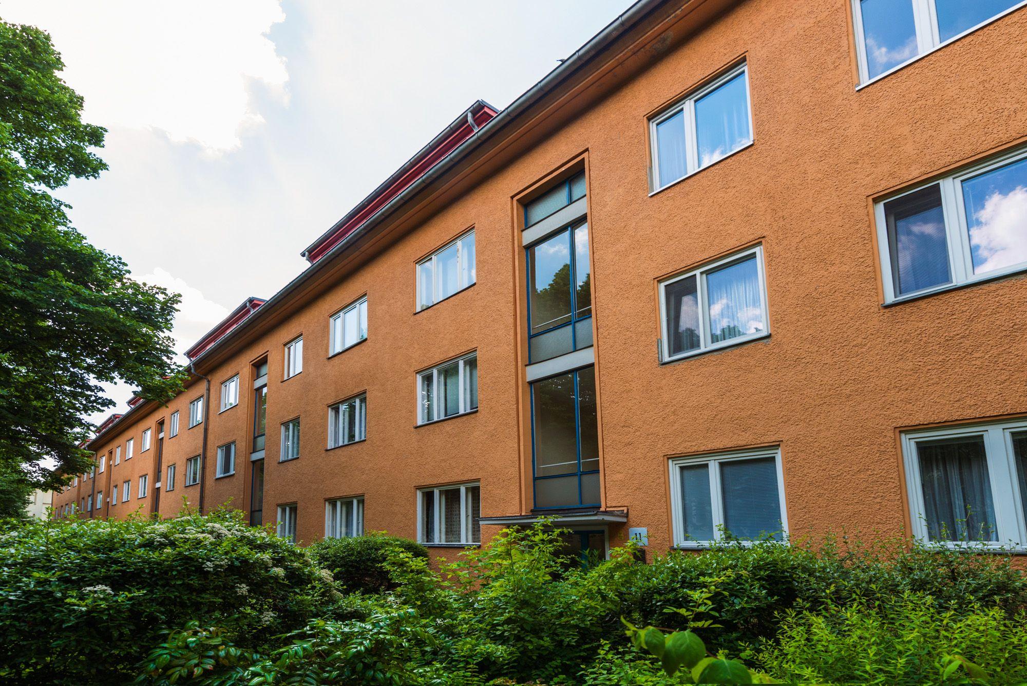 Accentro Immobilien in der Ragazer Straße in Berlin