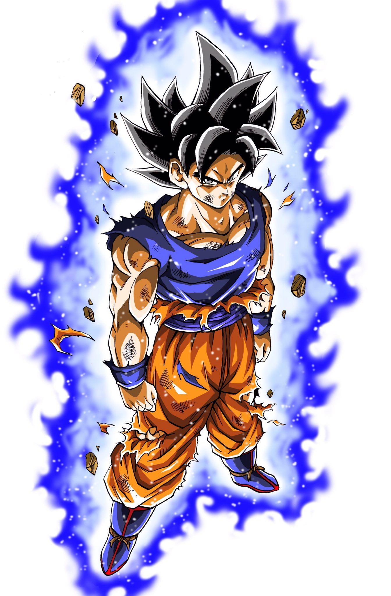 Pin De Tejas Ukalkar Em Dragon Ball Superzgt Anime