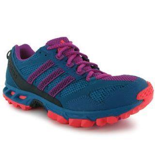 adidas Kanadia 5 Ladies Trail Running Shoes - SportsDirect.com