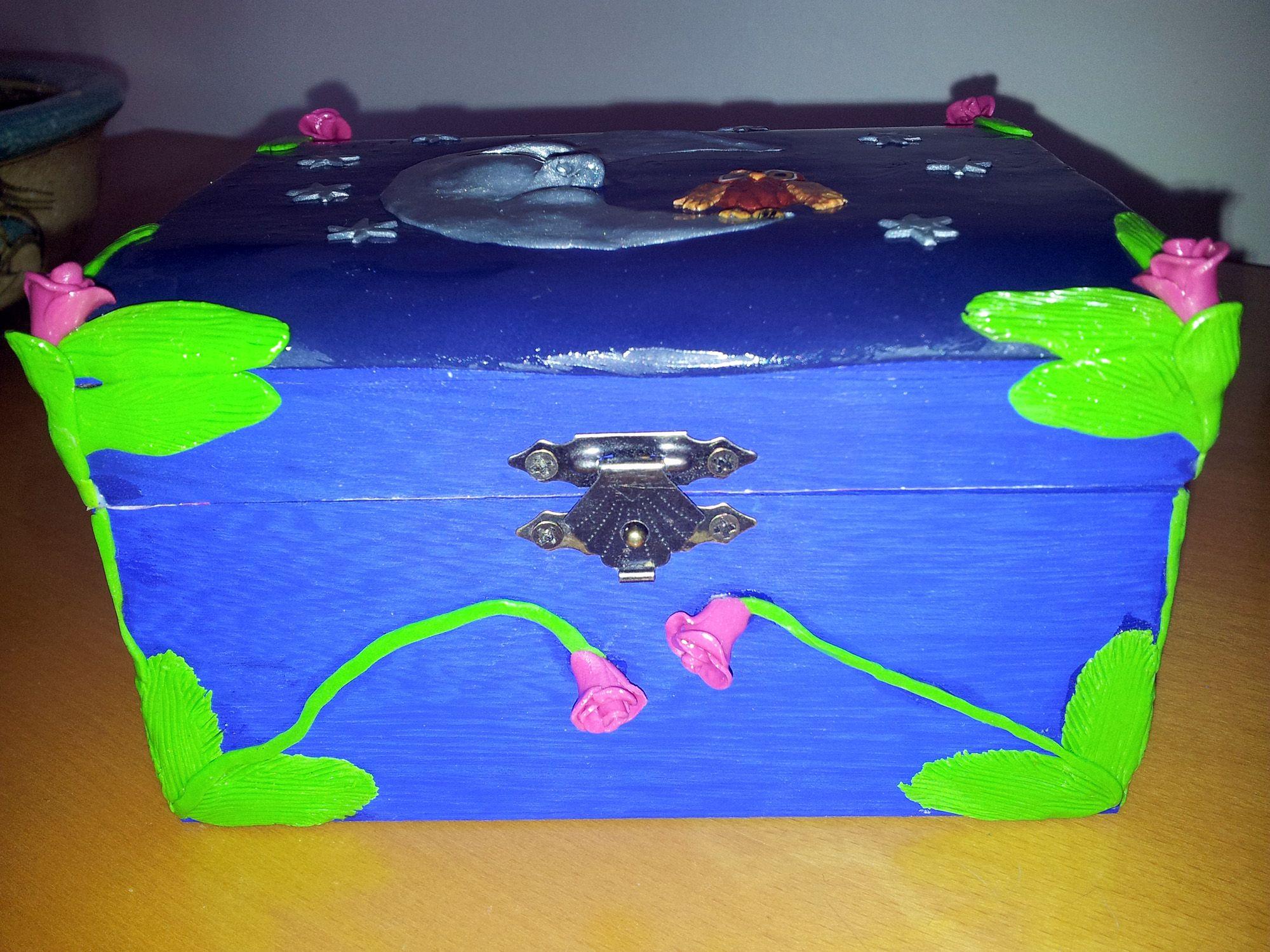 Moon and Owl Box2