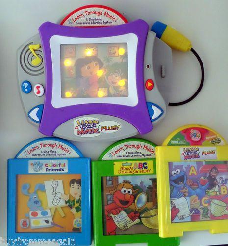 Amazon.com: Learn Through Music: Dora's Farm Adventure ...