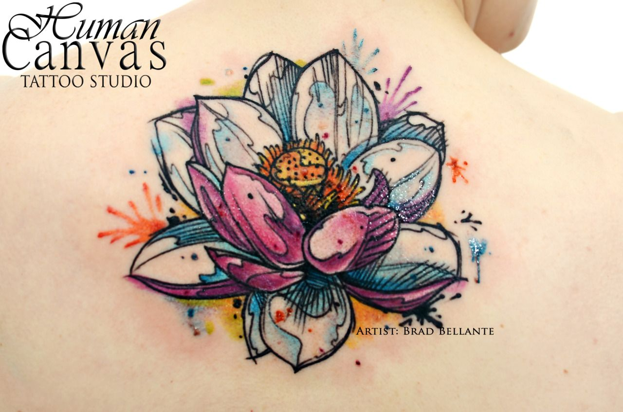 23 Lotus Tattoos Design Pictures And Images Ideas Tattoos