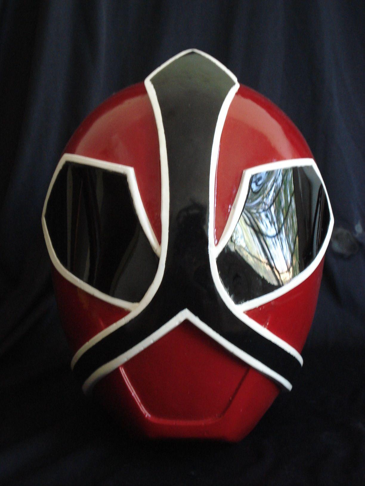 power rangers samurai helmet   Giil Shop   Power Ranger Samurai Helmet 1:1 Usable   Online Store ...
