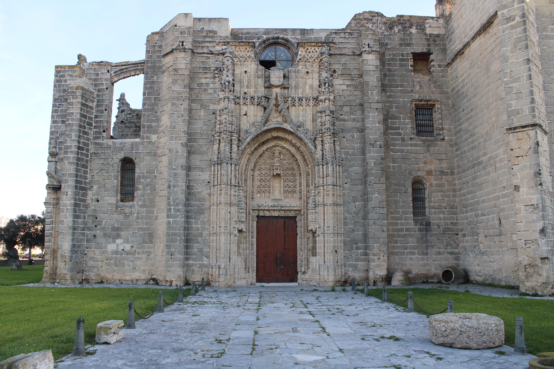 iglesia del Monasterio de la Victoria en El Puerto de Santa María