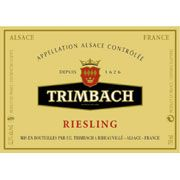 Trimbach Riesling - Alsace