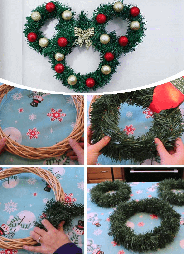 DIY Disney holiday home decor ideas to get you in the Christmas spirit | Inside the Magic -   19 diy Decorations noel ideas