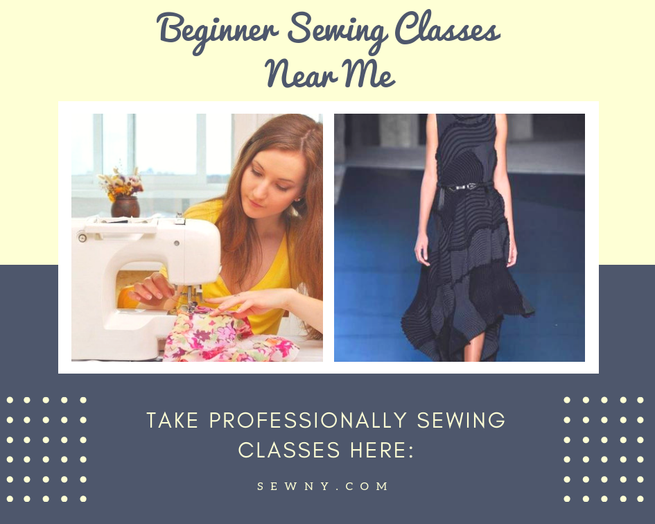Sewing Classes Near Me