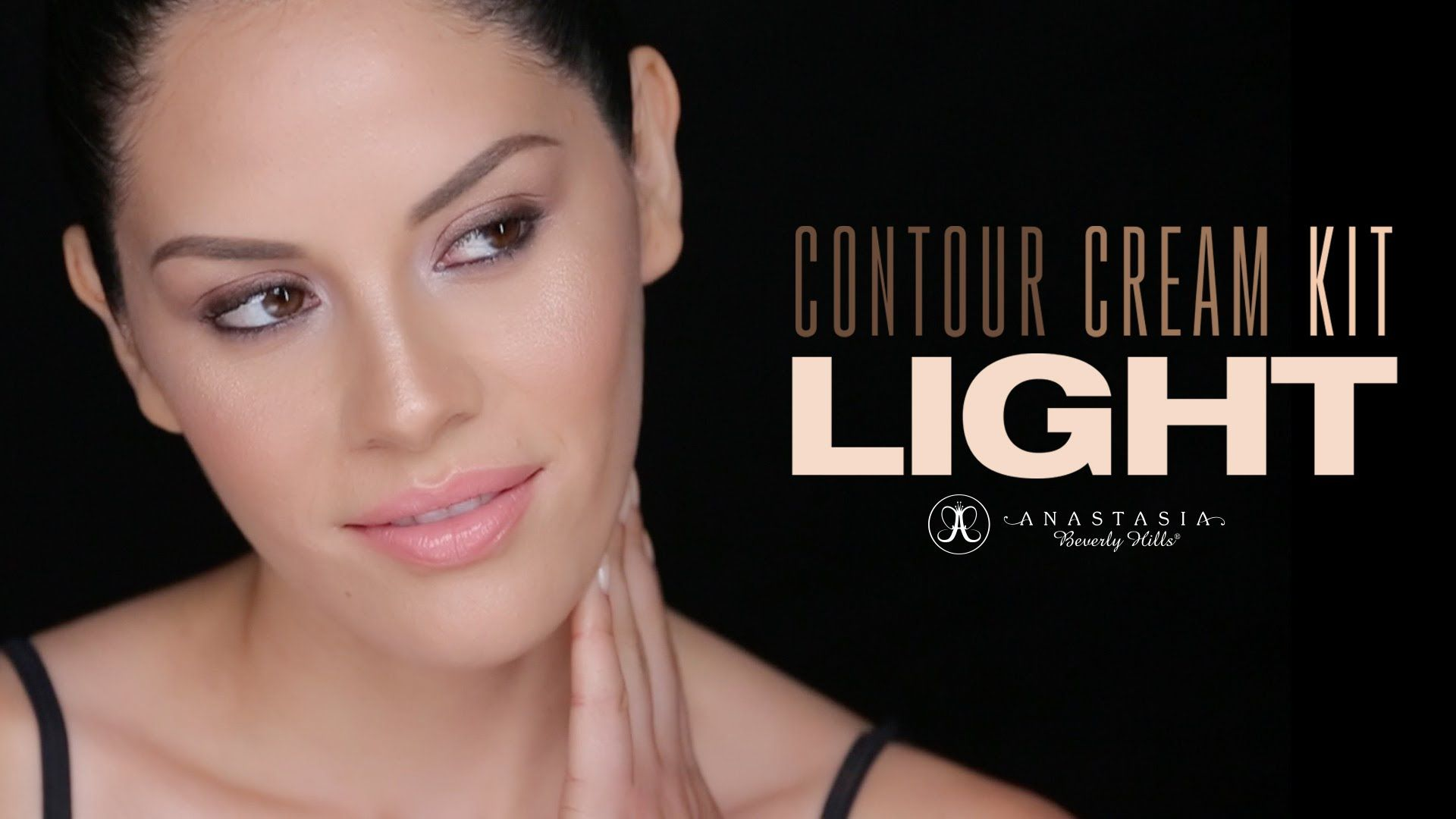 Contouring for Light Skin How To Abh cream contour kit