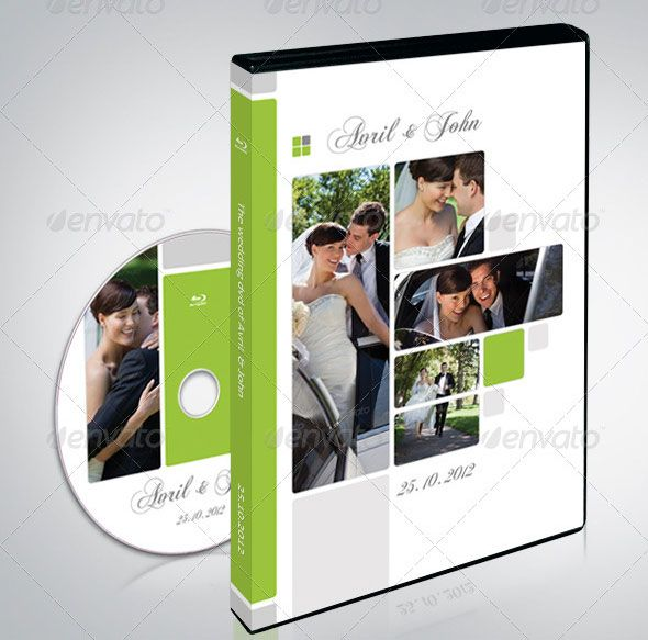 CD  DVD Cover PSD  Graphic Design  Cover template Wedding cd Graphic design flyer