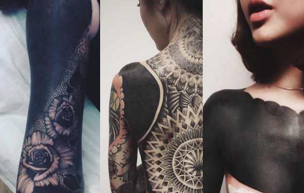 This New Tattoo Trend Looks Cool—but It Could Really Mess ...