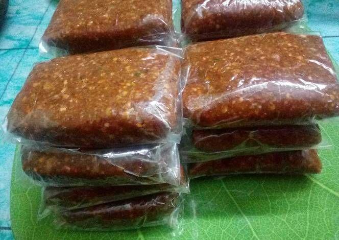 Resep Sambel Pecel Nyusss Oleh Siti Muryani Resep Resep Makanan Kacang