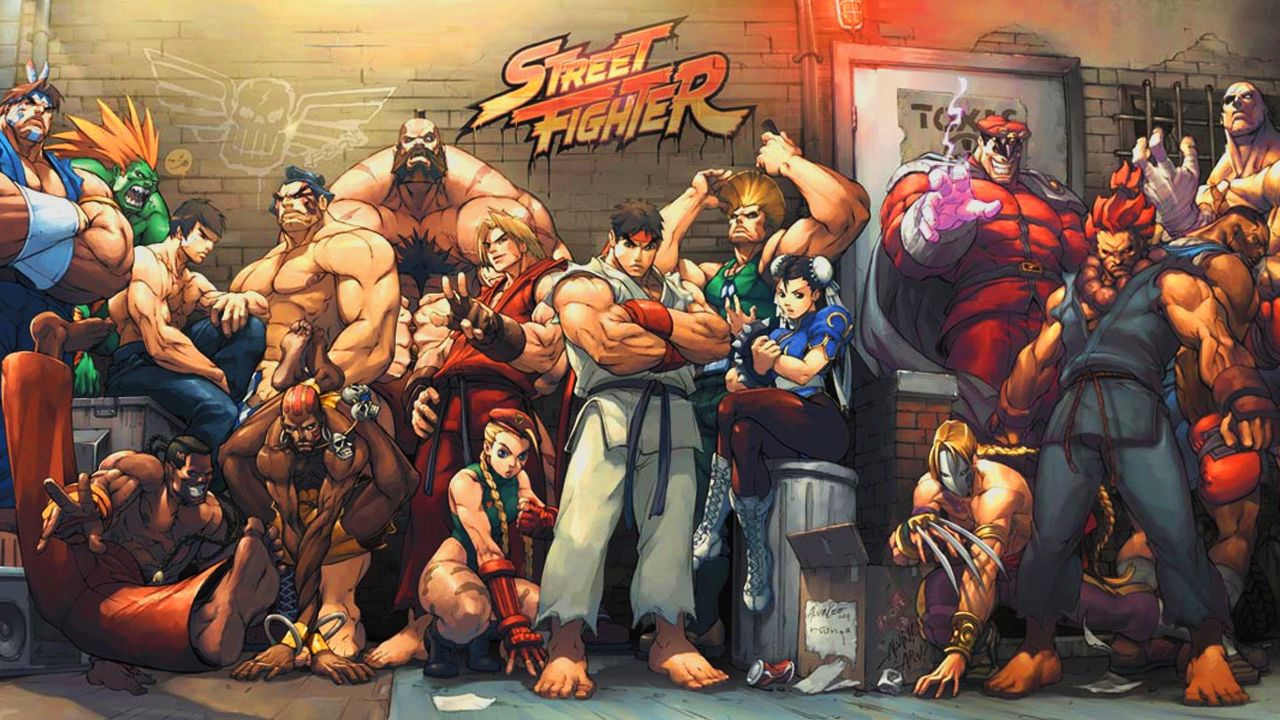 Image for free street fighter video game hd wallpaper - Street fighter 2 wallpaper hd ...