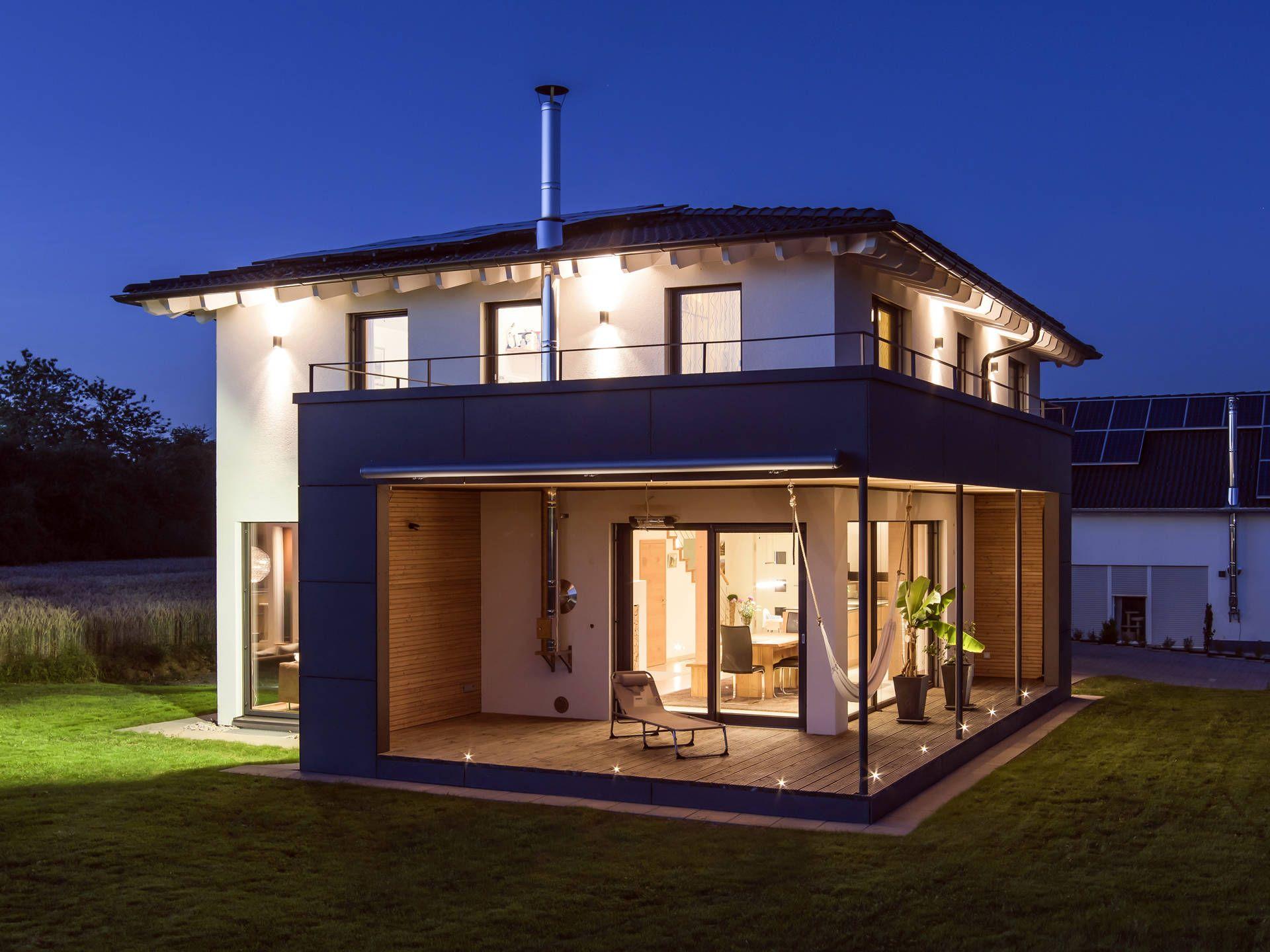 stadtvilla mit walmdach kitzlingerhaus dornhan kitzlingerhaus kohaus pinterest. Black Bedroom Furniture Sets. Home Design Ideas